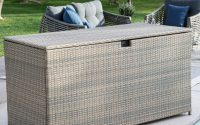 Belham Living Kambree All Weather Wicker 190 Gallon Deck Box within measurements 3200 X 3200