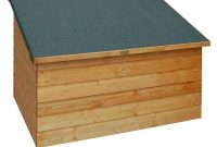 Bosmere English Garden 45 Ft X 3 Ft Wood Garden Deck Box A047 in proportions 1000 X 1000