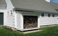 Building A Firewood Shed A Concord Carpenter in proportions 3648 X 2736