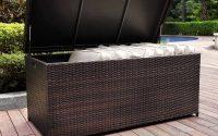 Crosley Furniture Palm Harbor Outdoor Wicker Storage Bin Walmart inside dimensions 2000 X 2000
