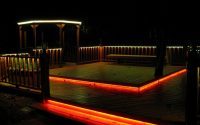 Deck Lighting Ideas With Brilliant Results Best Practices For Deck with regard to dimensions 1024 X 768