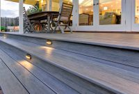 Deck Rail Lighting Led Deck Lights Timbertech inside dimensions 1964 X 1128