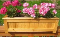 Deck Railing Planter Boxes Plans Stopqatarnow Design Deck regarding measurements 1024 X 768