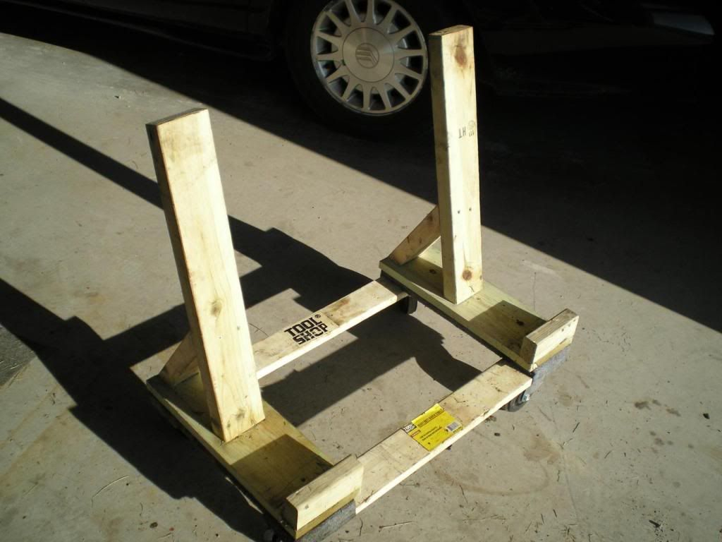 Deck Stand For Mower Deck Storage Mytractorforum The inside sizing 1024 X 768