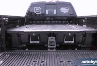 Decked Truck Bed Organizer And Storage System Abtl Auto Extras pertaining to sizing 1280 X 720