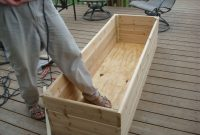 Diy Deck Planter Box Plans Wooden Pdf Adirondack Chair Plans intended for size 2592 X 1944