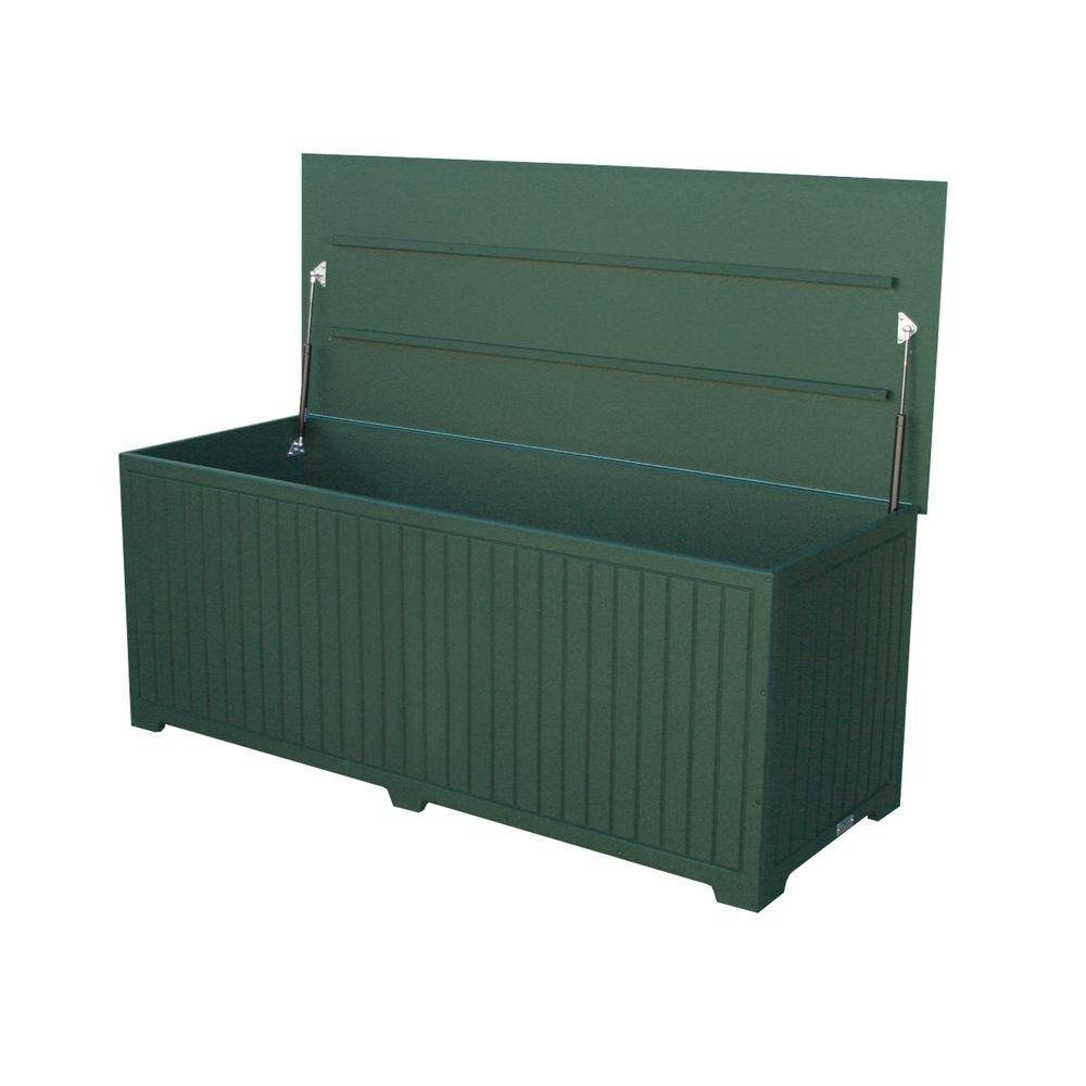Eagle One Sydney 110 Gal Extra Large Green Recycled Plastic within measurements 1000 X 1000