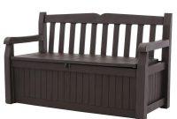 Keter Eden 70 Gal Outdoor Garden Patio Deck Box Storage Bench In with regard to sizing 1000 X 1000