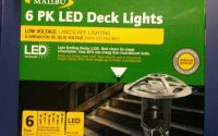 Malibu Led Deck Lights Decks Ideas regarding measurements 1182 X 897