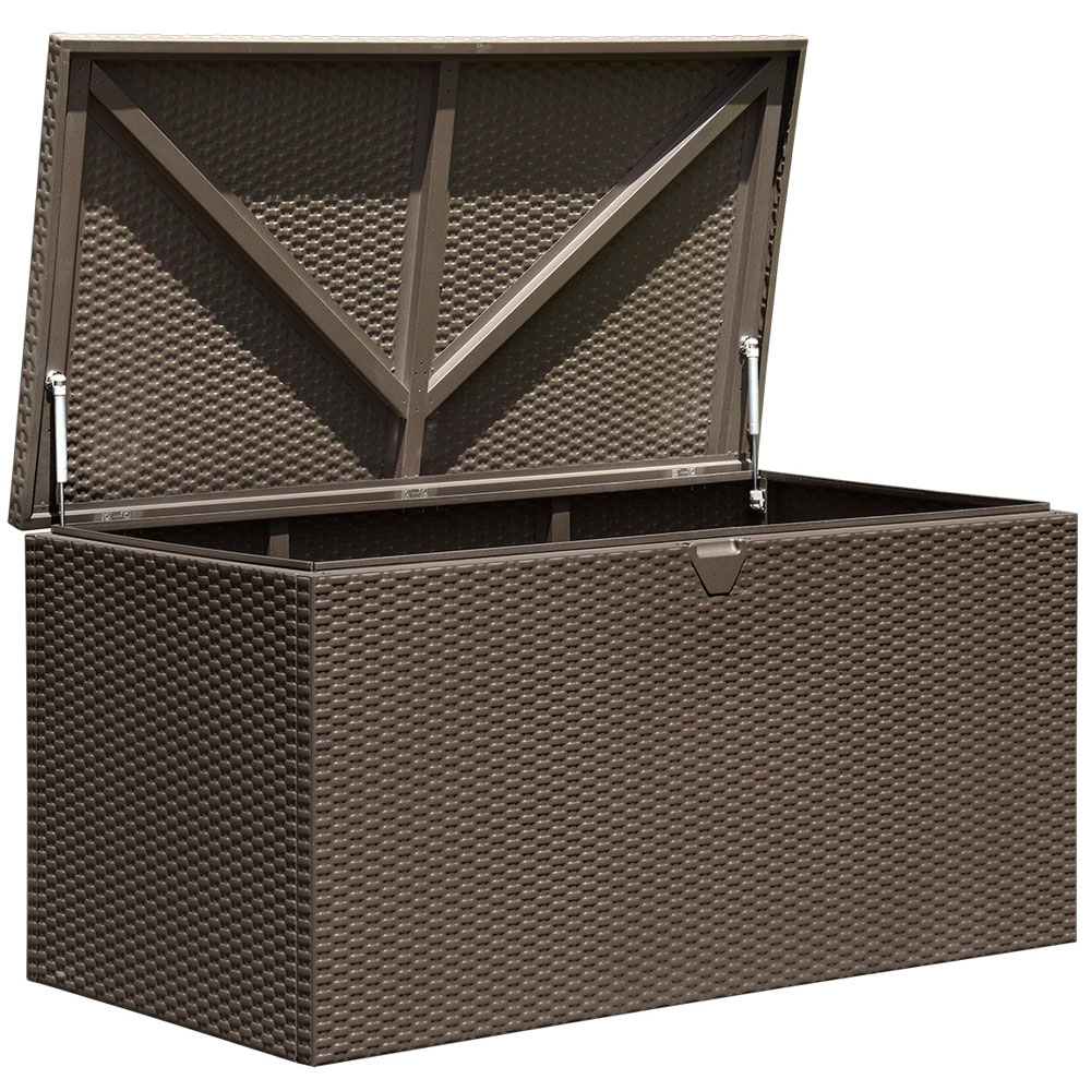 Outdoor Metal Storage Box In Deck Boxes with dimensions 1000 X 1000
