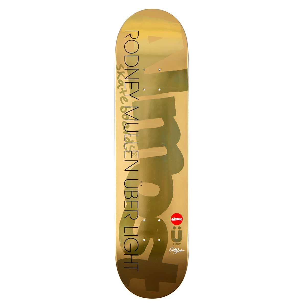 Rodney Mullen Uber Light Deck Decks Ideas in dimensions 1200 X 1200