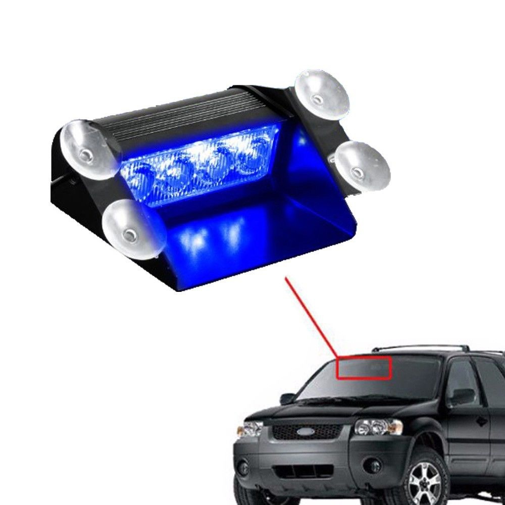 Sa 1l1 2 Fire Truck Emergency Strobe Led Type Lamp Lights Deck Dash within sizing 1000 X 1000