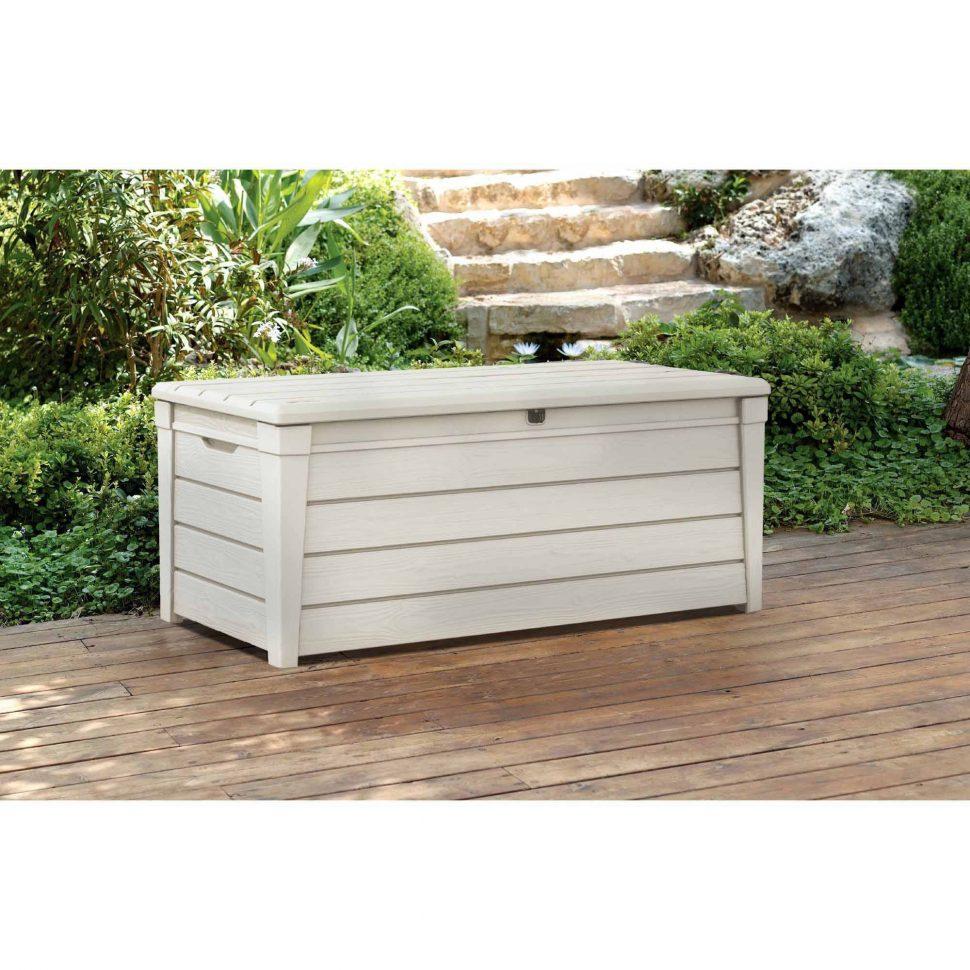 Small White Deck Box Decks Ideas pertaining to dimensions 970 X 970