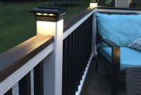 Solar Post Cap Light For Trex 4 Post Sleeves Ultra Bright intended for sizing 1920 X 983