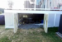 Storage Under Deck Deck Deck Deck Storage Under Deck Storage with proportions 1024 X 768