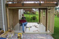 Storage Under Deck Ideas Building My Shed Was To Build The in dimensions 1200 X 900