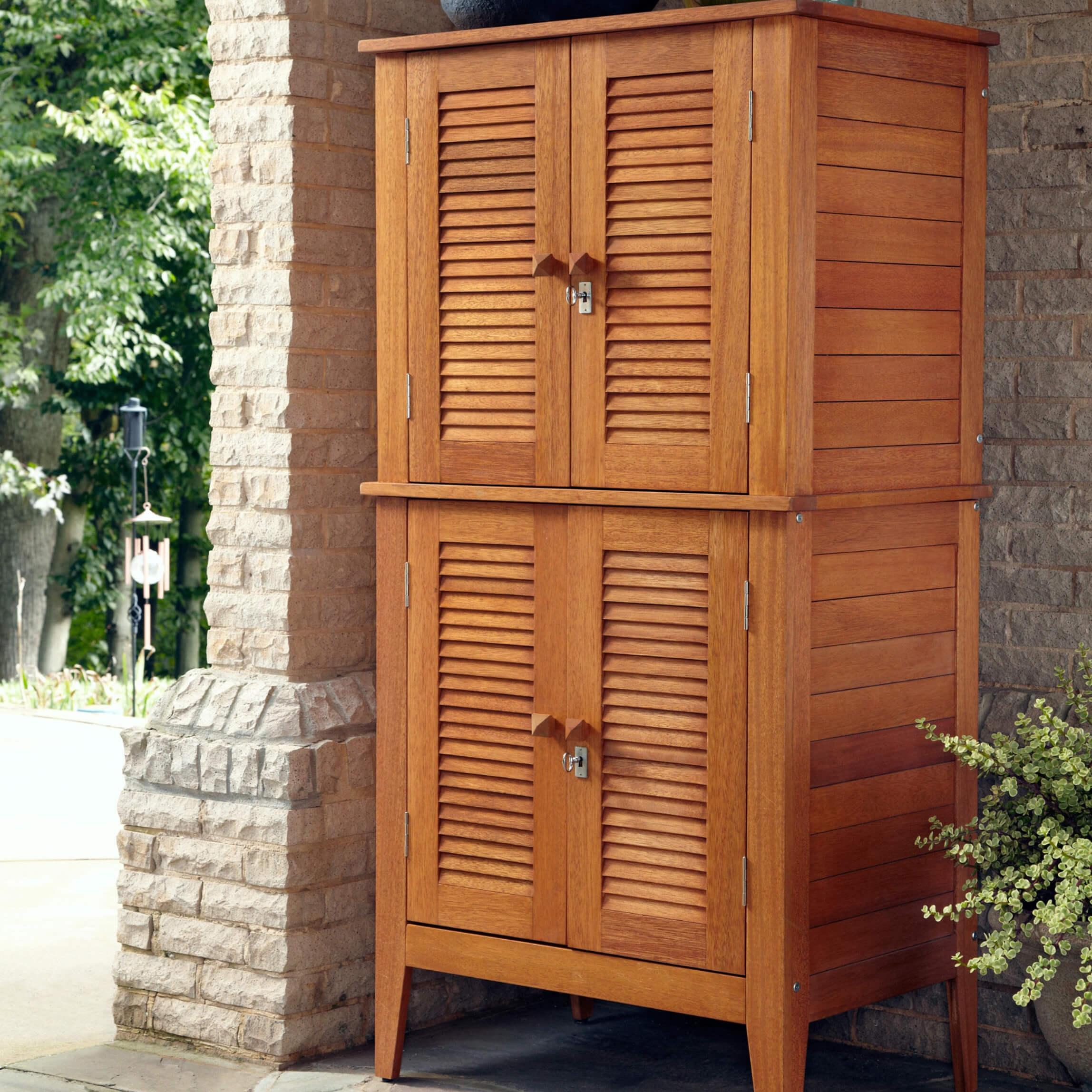 Deck Storage Box Ideas