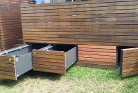 Under Home Storage Drawers Are A Great Alternative To A Garden Shed for proportions 3264 X 1836