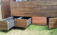 Under Home Storage Drawers Are A Great Alternative To A Garden Shed with dimensions 3264 X 1836