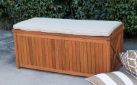 Waterproof Deck Box For Cushions Decks Ideas pertaining to size 3200 X 3200