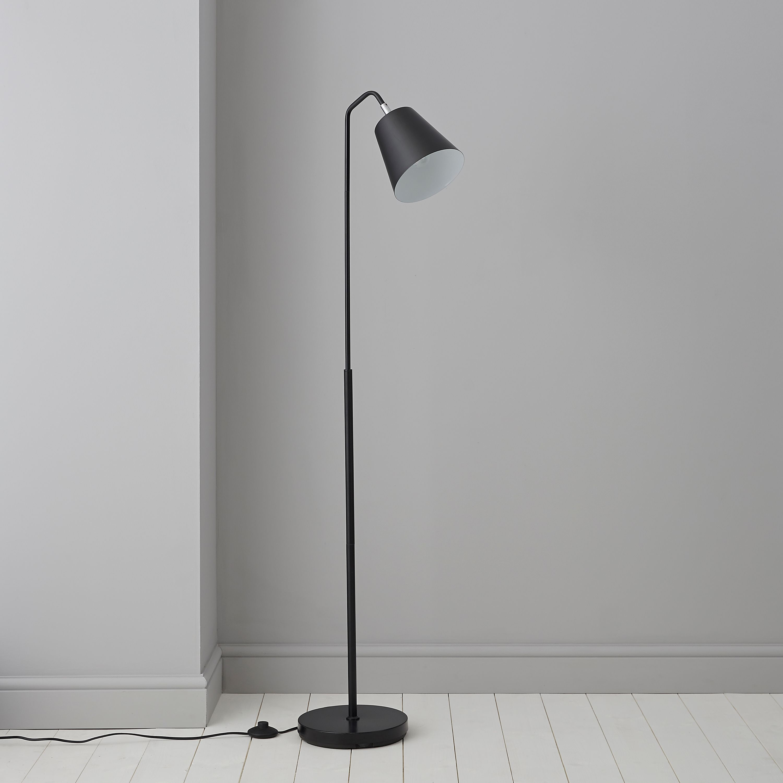 Black Floor Lamp B Amp Q Deck Storage Box Ideas