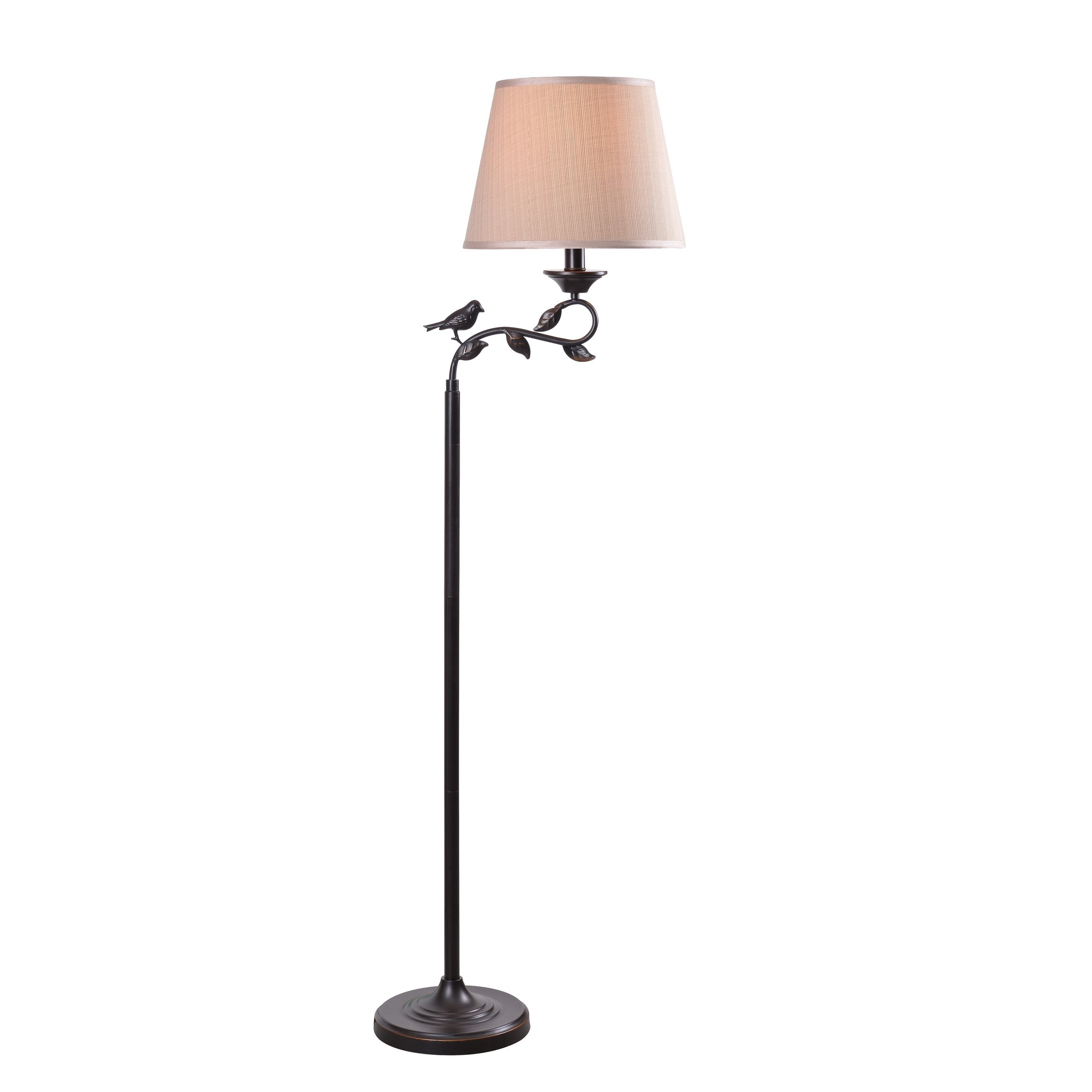 Finch Oil Rubbed Bronze 61 Inch Outdoor Floor Lamp intended for sizing 2673 X 2673