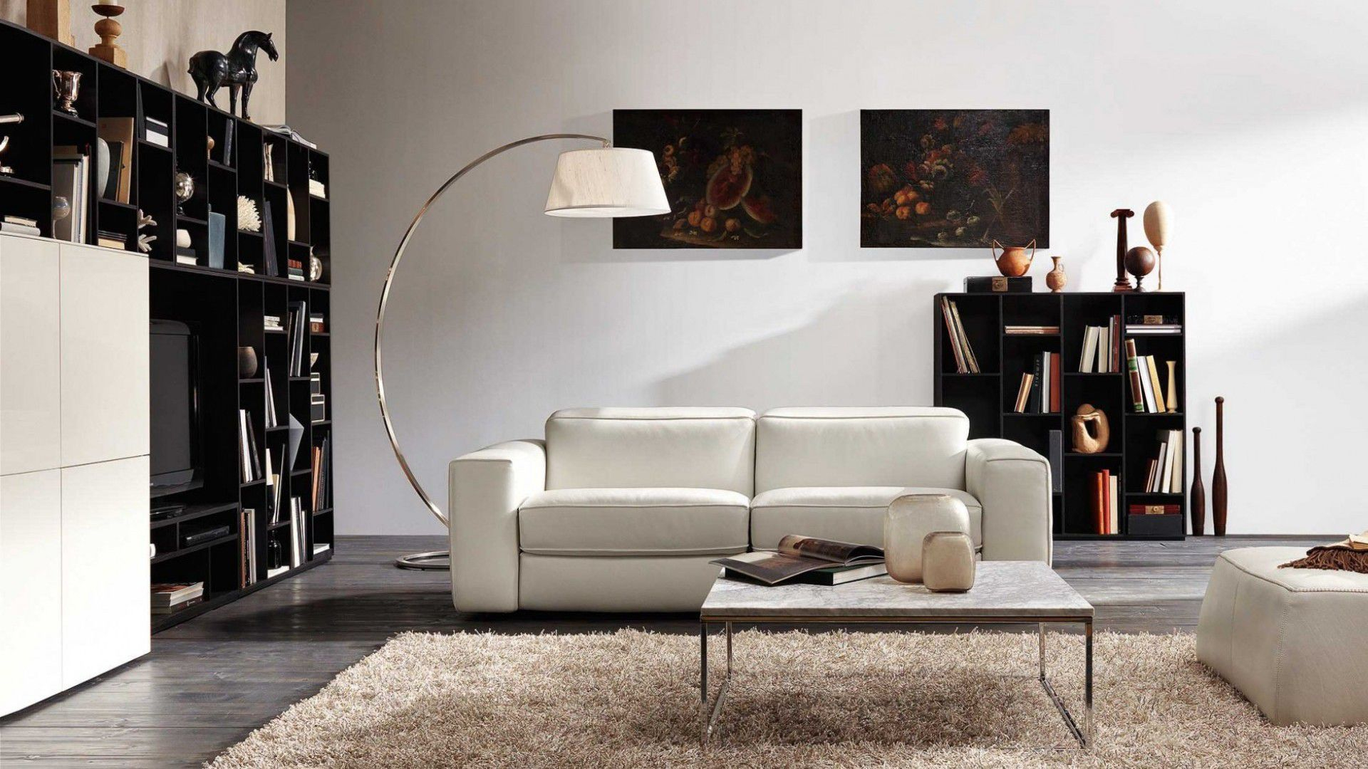 Natuzzi Arc Floor Lamp Deck Storage Box Ideas