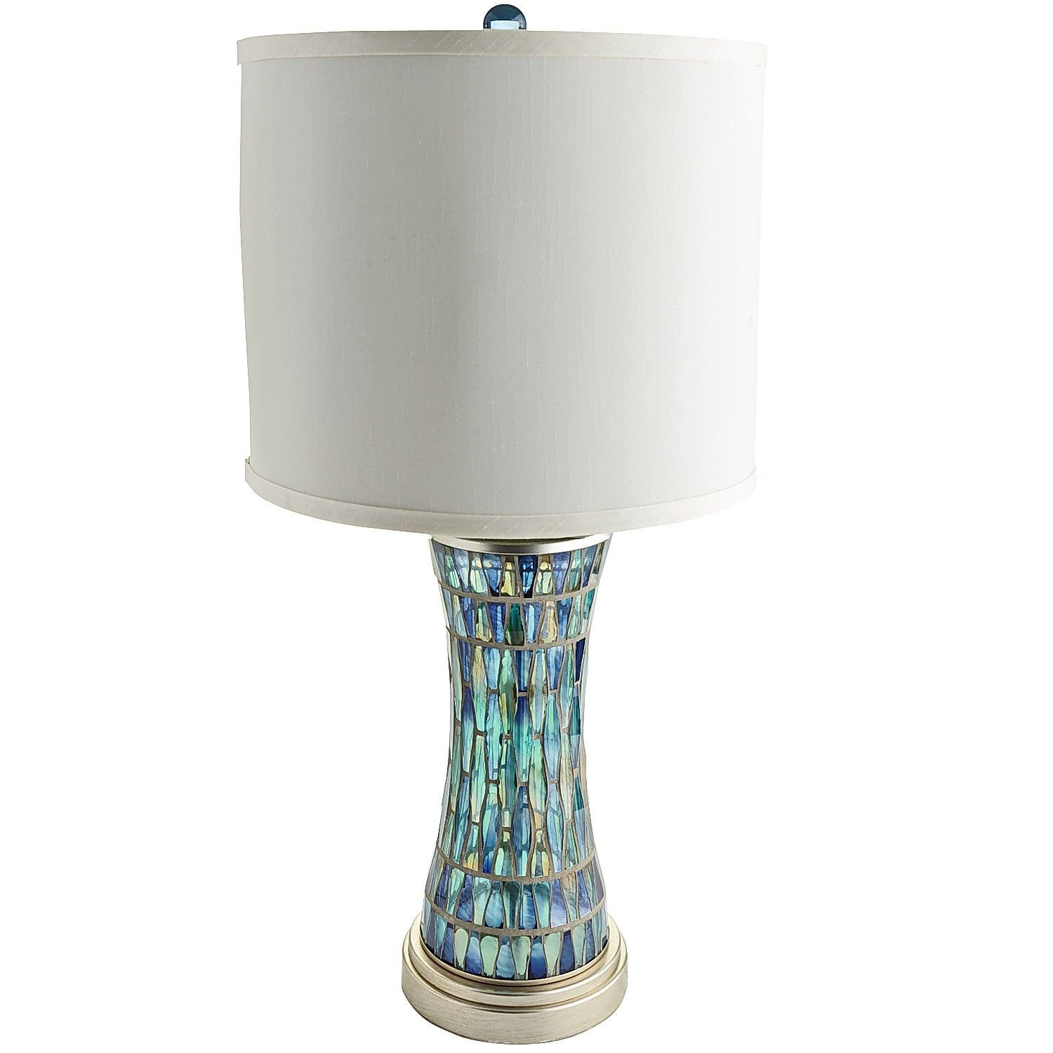 Helena Blue Mosaic Table Lamp In 2019 Blue Mosaic Table with dimensions 1500 X 1500