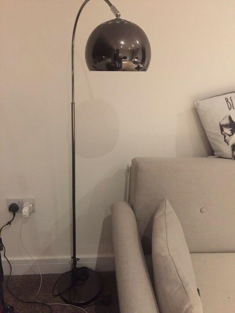 Black Floor Lamp Argos Deck Storage Box Ideas