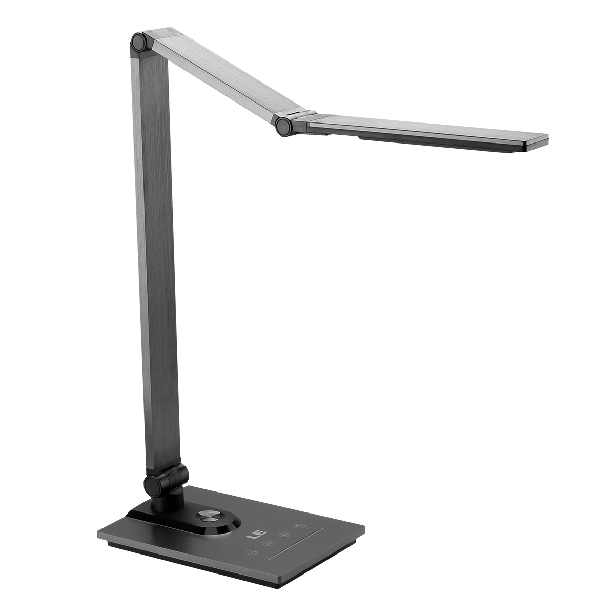 Le Metal Led Desk Lamp Dimmable 3 Color Modes With Usb Output Port Memory Function Timer Touch Control Table Lamp For Reading Office Study in size 1200 X 1200