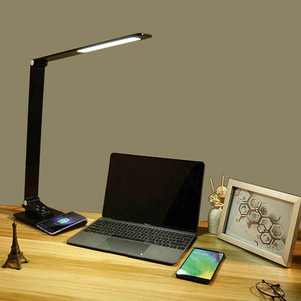 Led Desk Lamp Touch Control Table Reading Light Office Study Eye Protection Lamp Ac220v pertaining to size 1000 X 1000