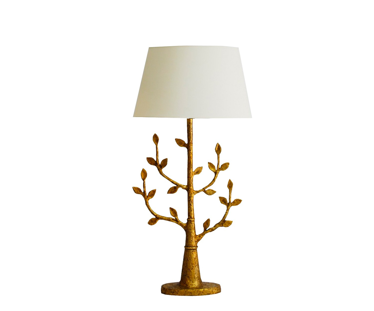 Milla Bronze Table Lamp In Gilded Finish pertaining to dimensions 1500 X 1250