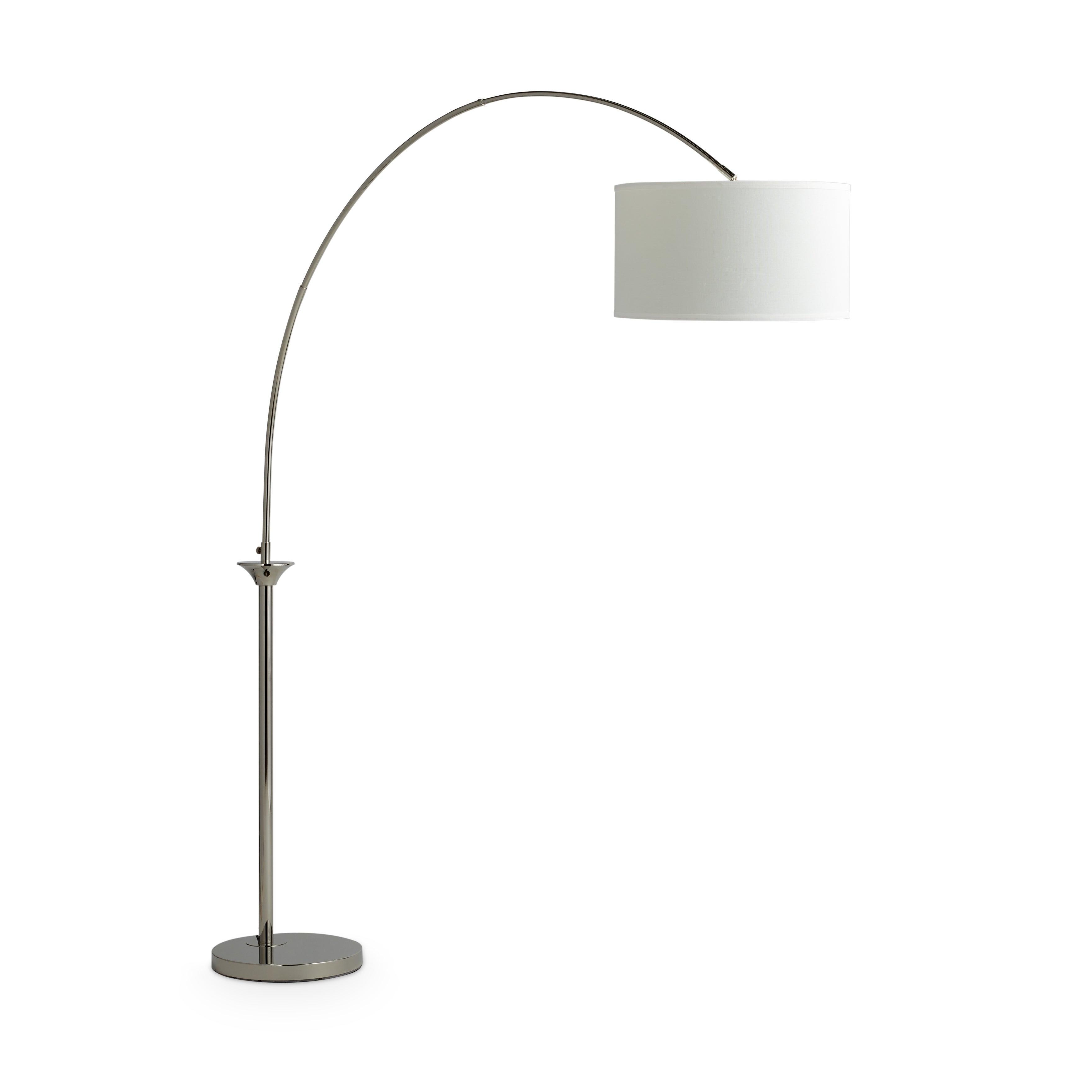 Safavieh Lighting 84 Inch Mira Arc Floor Lamp for sizing 3500 X 3500