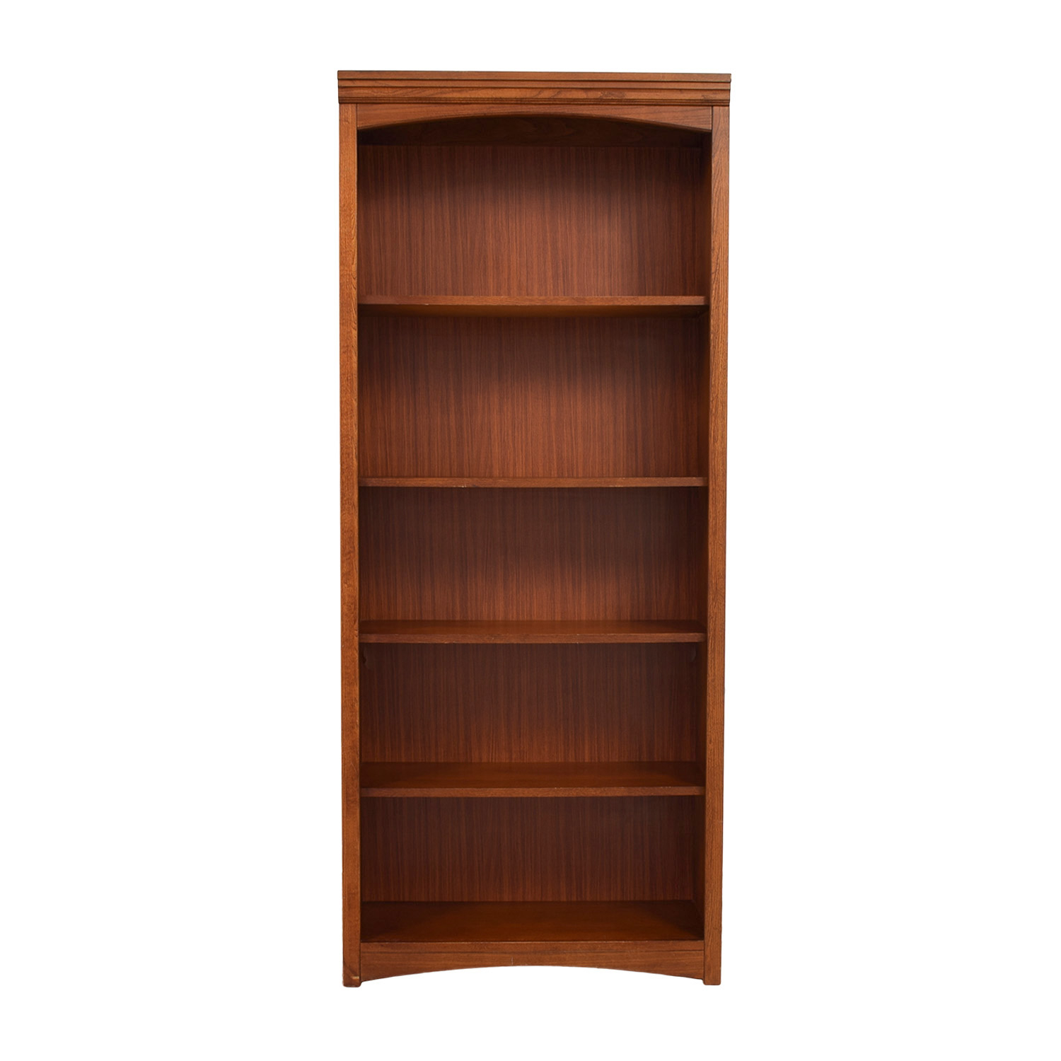 68 Off Bassett Furniture Bassett Wooden Bookshelf Storage for dimensions 1500 X 1500