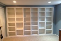 Built In Bookcases 5 Steps Instructables pertaining to dimensions 3264 X 2448