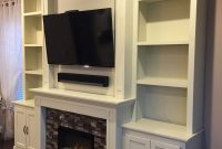 Custom Fireplace Electric Fireplace Tile Surround Built for measurements 2448 X 3264