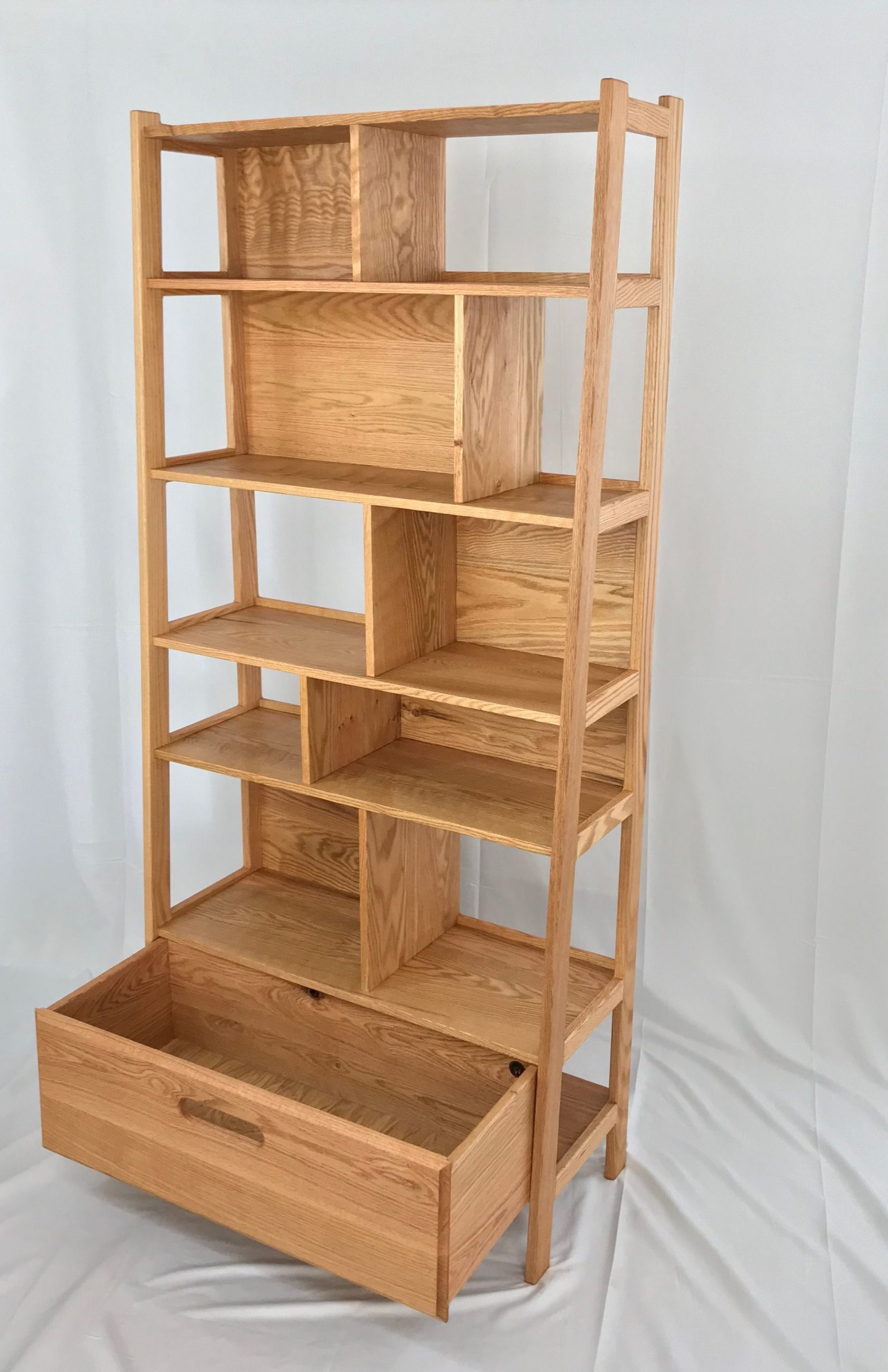 Quality Solid Wood Bookcases • Deck Storage Box Ideas