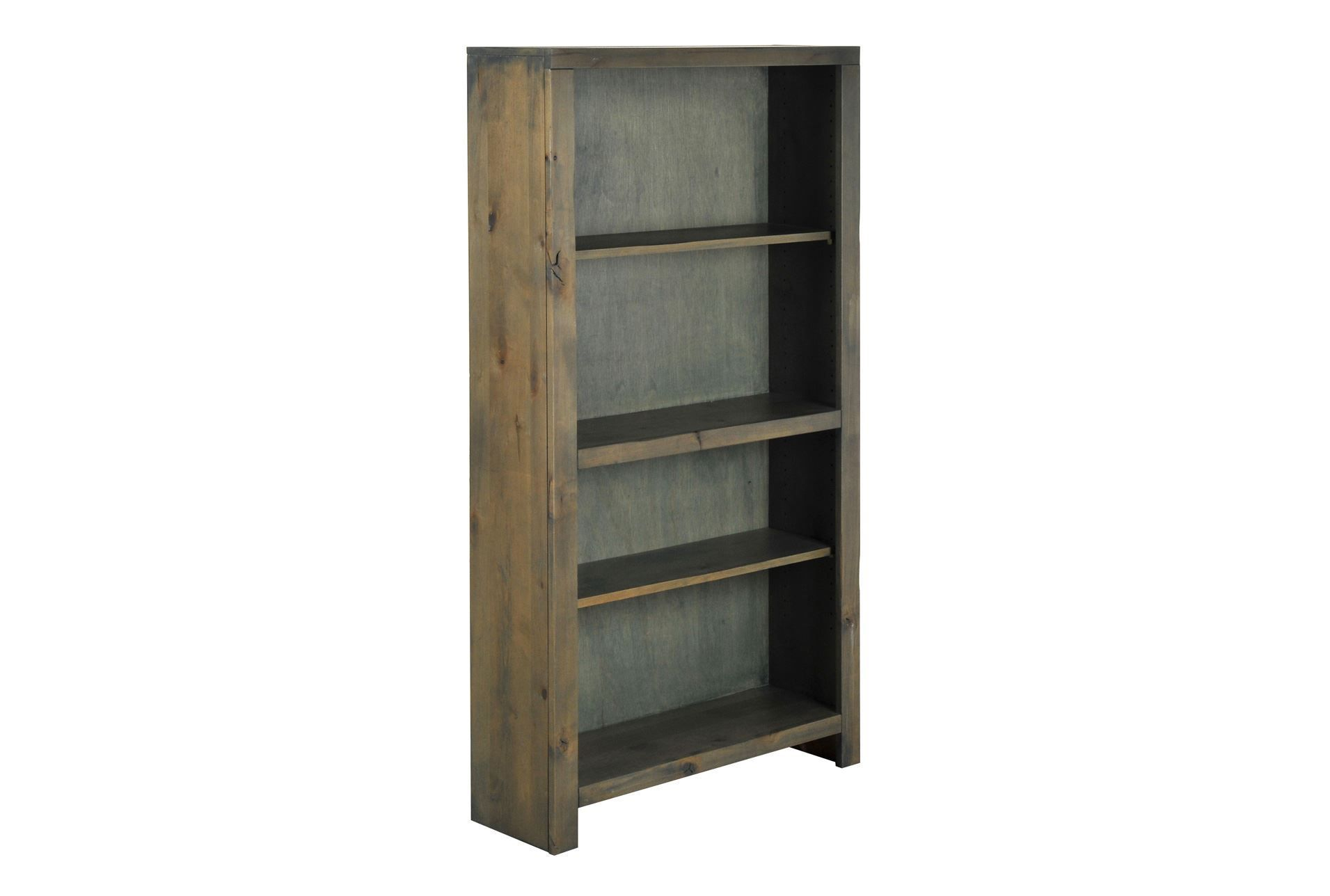 Ducar 60 Inch Tall Bookcase Home Office Bookcase Home intended for proportions 1911 X 1288