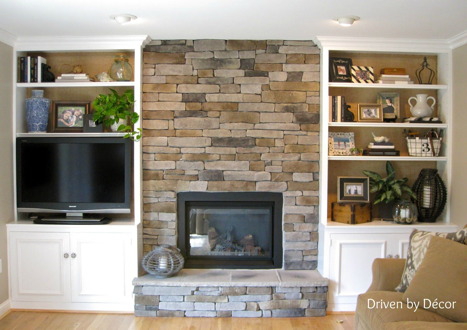 Image Result For Built In Bookcases With Electric Fireplace for sizing 1600 X 1131