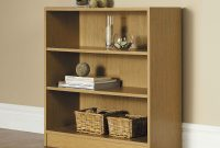 Mainstays Orion 32 3 Shelf Wide Bookcase Multiple Finishes Walmart for sizing 2000 X 2000